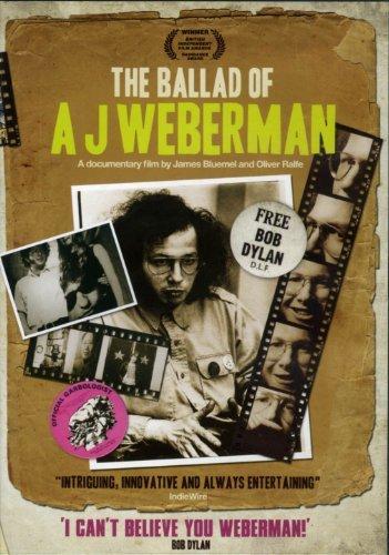The Ballad Of AJ Weberman (DVD)