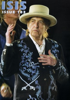 Bob Dylan ISIS Magazine issue 183