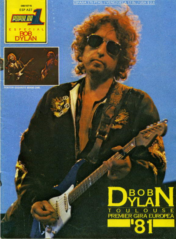 Popula 1 Bob Dylan