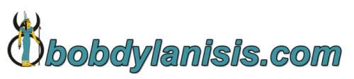 Logo Bob Dylan ISIS Magazine